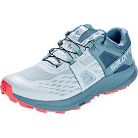 Salomon Ultra Pro - Zapatillas running Mujer - gris/azul
